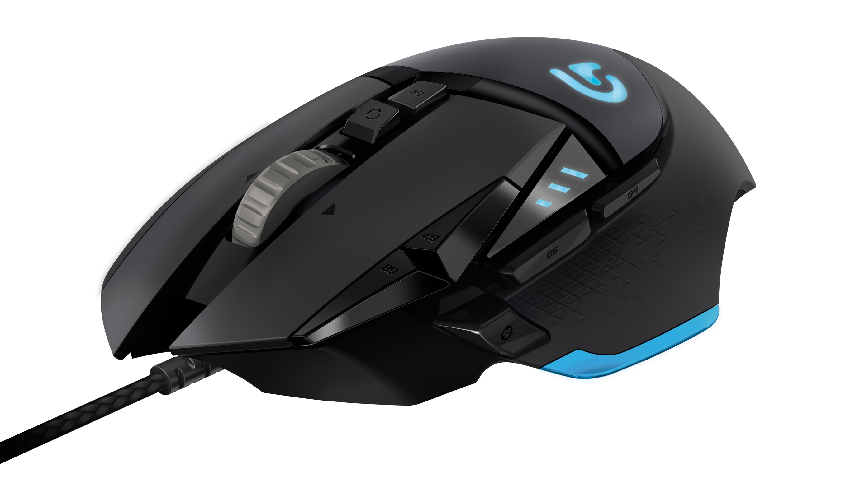863bbe63788 Logitech G502 Proteus Core Tunable Gaming Mouse -